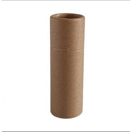 Papierverpackung mit gewachster Schicht, schwarz, 30 ml
