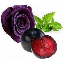 Švestka, růže a patchouli