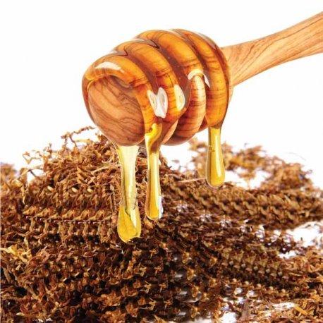 Tmavý med a tabák