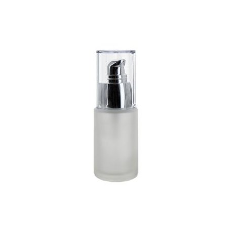 Skleněná lahvička 30ml s pumpičkou