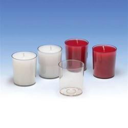 Kalíšek na svíčky vysoký