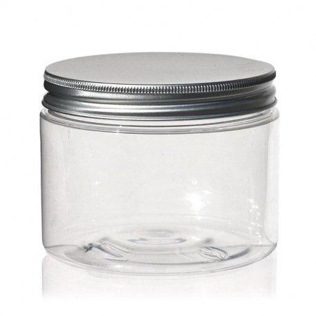 Plastikschüssel 200 ml PET 100/400 und Aluminiumdeckel