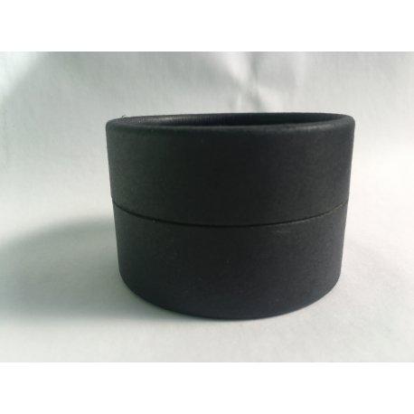 Papírový obal, černý mat