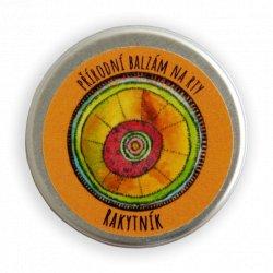 Balzám na rty - Višeň s jojobovým olejem