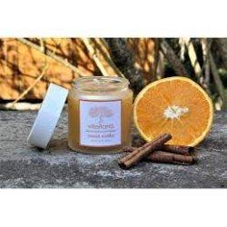 Süße Orange Kerze 160 g