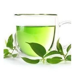 Zelený čaj a máta