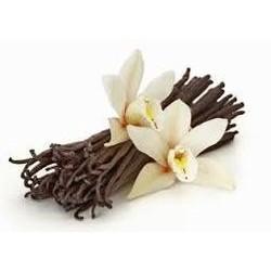 Orchidea a vanilla