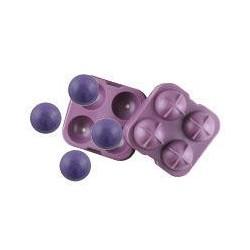 Forma na mýdla - 4x koule