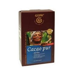 Kakao Afrika 98% leicht entfettet