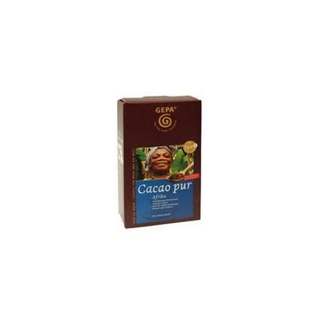 Kakao Afrika 98% mírně odtučněné