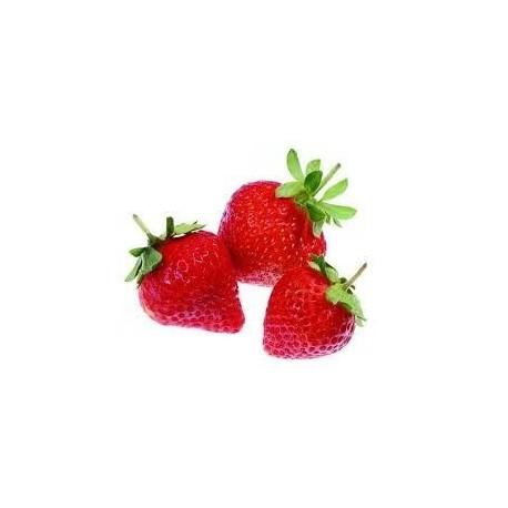 Erdbeerkörner zum Peeling