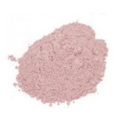 Přírodní jíl - růžový