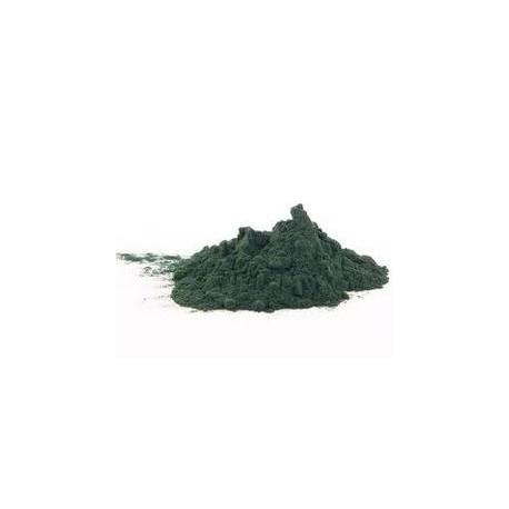 Spirulina - Süßwasseralgen Pulver