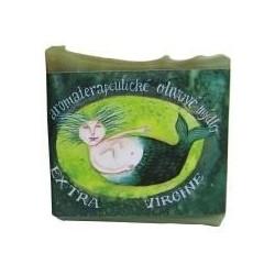 Extra virgin, olivové - přírodní mýdlo