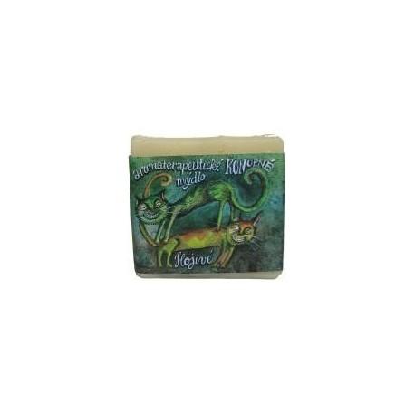 Konopné mýdlo - přírodní mýdlo