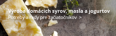 Domaci syr, maslo a jogurt